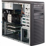 Серверная платформа Supermicro SuperWorkstation