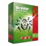 Антивирус Dr.Web Security Space КЗ 2users