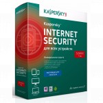 Антивирус Kaspersky Internet Security Multi-Device Russian Ed. 3 Device 1 year