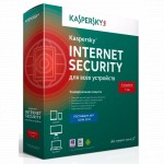 Антивирус Kaspersky Internet Security Multi-Device Russian