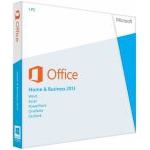 Офисный пакет Microsoft Office Home and Business 2013 32/64 RU Kazakhstan Only EM DVD No Skype