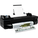 Плоттер HP Designjet T120 24-in ePrinter